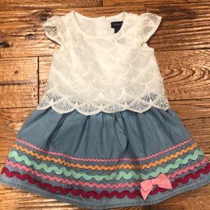 24M Cynthia Rowley Dress